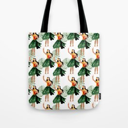 Hula spirit Tote Bag