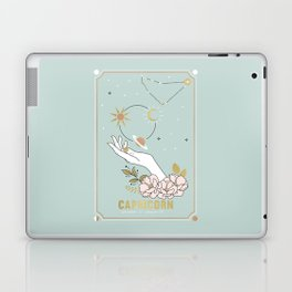 Capricorn Zodiac Series Laptop & iPad Skin