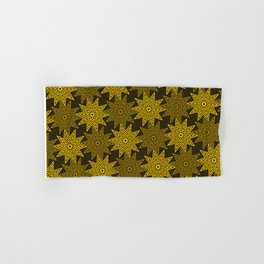 Op Art 82 Hand & Bath Towel