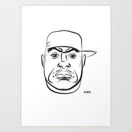 Cassidy Art Print