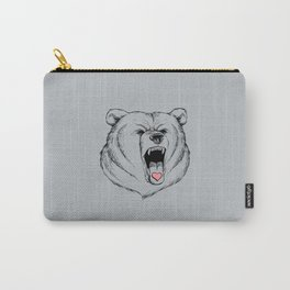 Universal Language Bear Love Carry-All Pouch