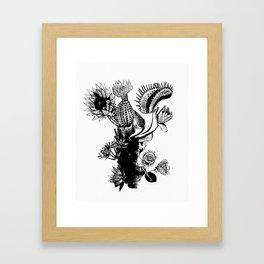 inbreed Framed Art Print