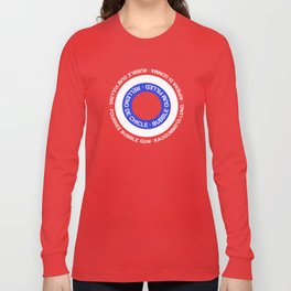 Kojak lollipop Long Sleeve T-shirt