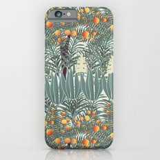 orange tree iPhone 6s Slim Case