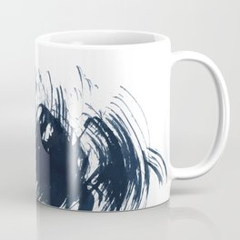 Abstract ink splashes Coffee Mug