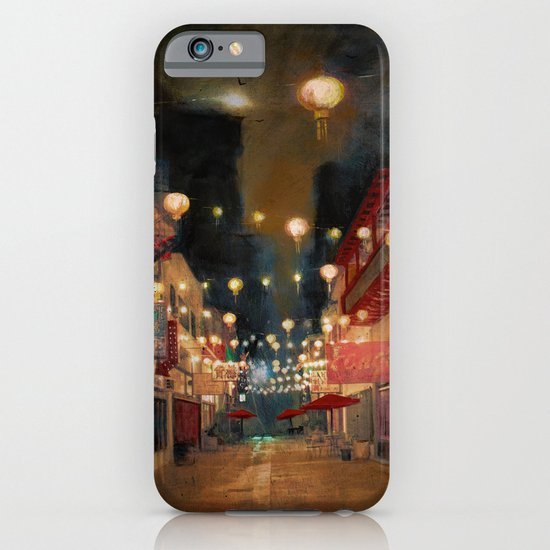 Lights on Chung King iPhone & iPod Case