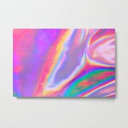 Purple Hue Metal Print