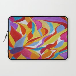 Divine Flowers Laptop Sleeve