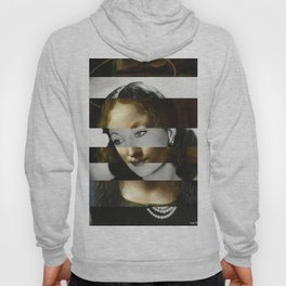 Leonardo Da Vinci's Madonna from The Virgin of the Rocks & Vivien Leigh Hoody