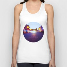 Live your dreams Unisex Tank Top