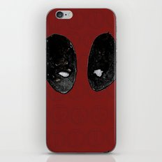 Merc with a Mouth iPhone & iPod Skin