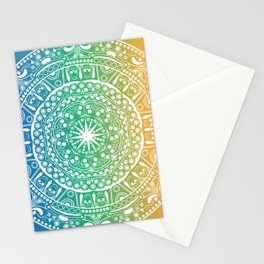 Montezuma - Mandala Stationery Cards