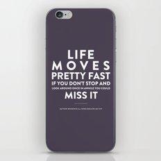 Life - Quotable Series iPhone & iPod Skin