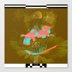 iscay huarancca chunca tahua-yocc Canvas Print