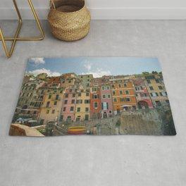 Colorful Cinque Terre 1 Rug