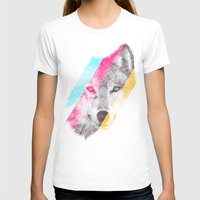 eric fan T-shirts featuring Wild 2 by Eric Fan & Garima Dhawan by Garima Dhawan