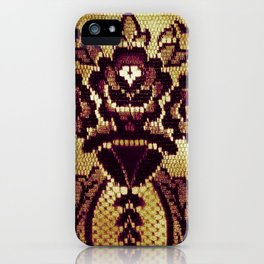 Somethings Laced iPhone Case