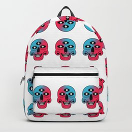 Mystical Skull Backpack