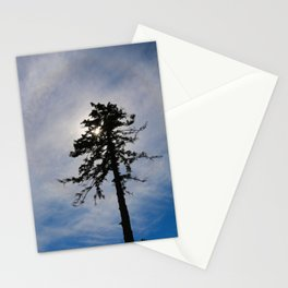 Today, I am Alone. Stationery Cards