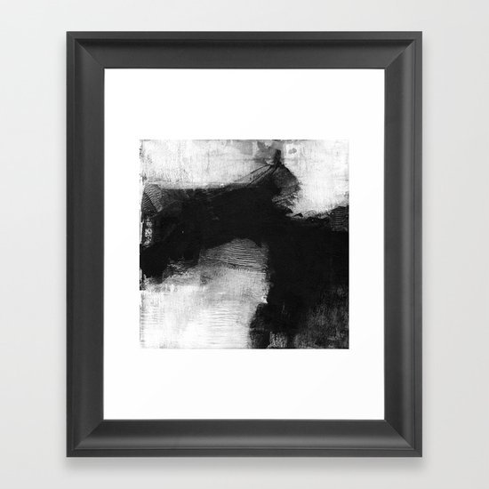 Black and White Minimalist Landscape 2 by mininst