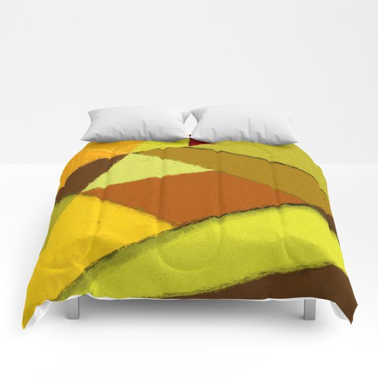 Abstract #377 Comforters