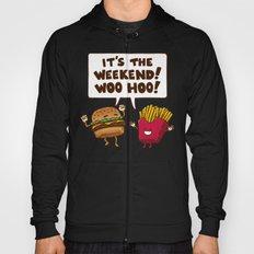 The Weekend Burger Hoody