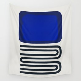 Out Of The Blue Wall Tapestry