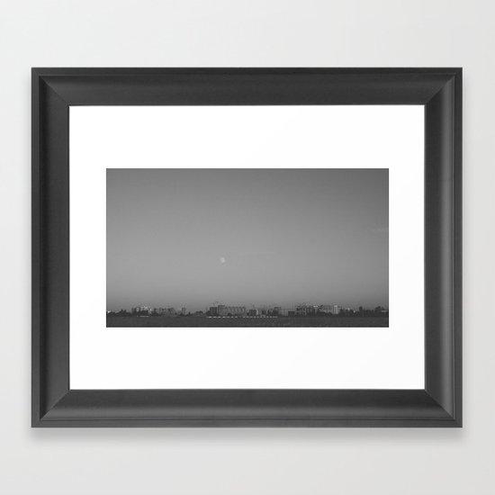 Saint-P Framed Art Print