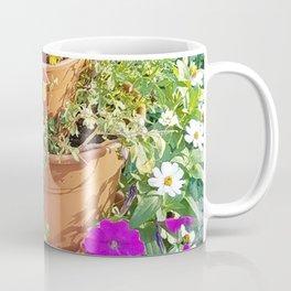 Topsy Turvy from the Side Coffee Mug