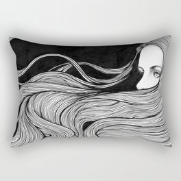 HYPNOTIZED Rectangular Pillow