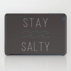 Stay Salty iPad Case