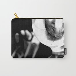 Black Swan (Abstract Artwork) Carry-All Pouch