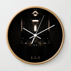 it's not totally dark Wall Clock