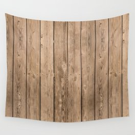 Wood I Wall Tapestry