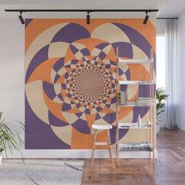 Windmill abstract Wall Mural
