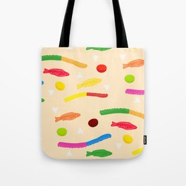 American candy Tote Bag