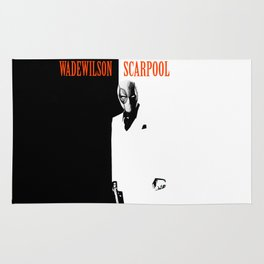 Wade Wilson / Scarpool Rug