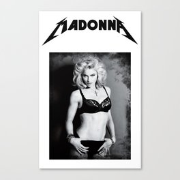 Madonnica. Canvas Print