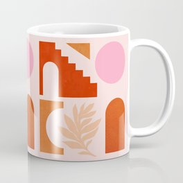 Abstraction_SHAPES_Architecture_Minimalism_002 Coffee Mug