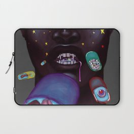 Take Your Medicine Laptop Sleeve