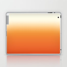 sunset sky color gradient - colorful abstract background Laptop & iPad Skin