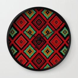 Indi-abstract#06 Wall Clock