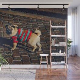 Dog by Francesco Ungaro Wall Mural