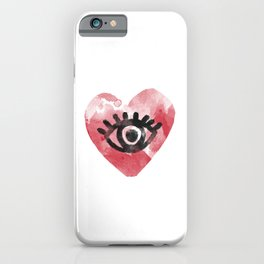 Clear Eyes Full Hearts Can't Lose iPhone Case