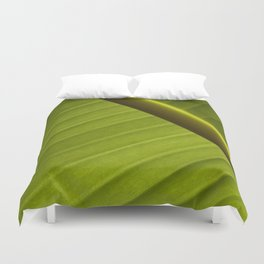Banana Leaf Duvet Cover