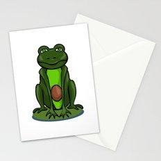 Frogocado Stationery Cards