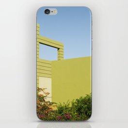 Bajamar iPhone Skin