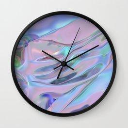 Hologram Wall Clock