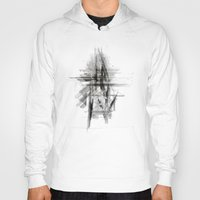 engineer Hoodies featuring Architect & Engineer Working Together by Rothko