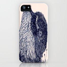 Buffalo Season 4 iPhone Case